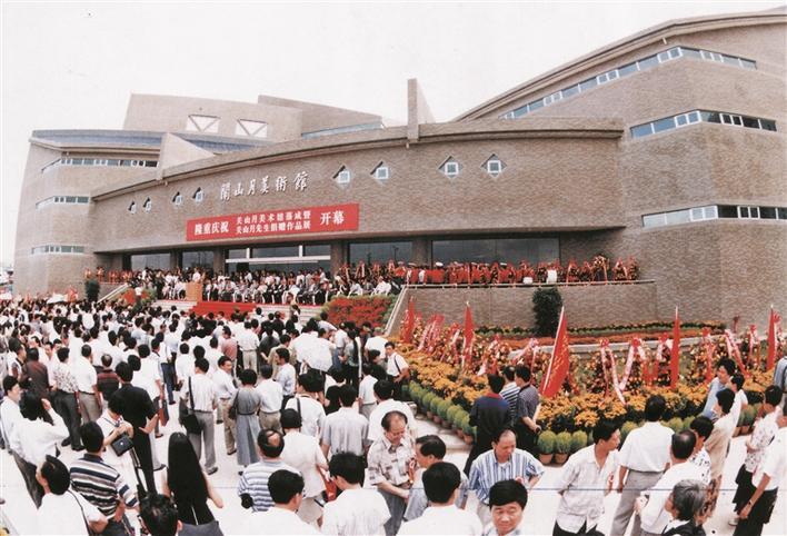 陈湘波:将关山月美术馆打造成公共艺术空间