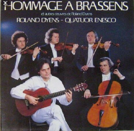 40年的演绎——法国Quatour Enesco埃内斯科弦乐四重奏音乐会