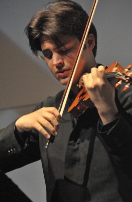 以色列小提琴家Asi Matathias独奏音乐会