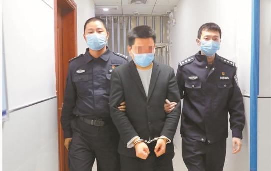 轻信微信好友25万买口罩 警方迅速出动抓获嫌疑人