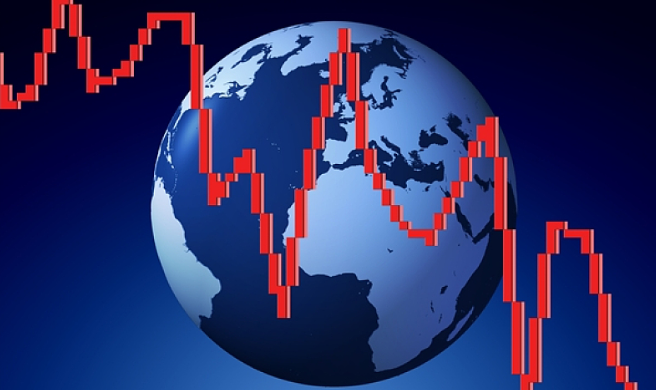 """国际金融市场""""创纪录""""一周 10天4次熔断"""