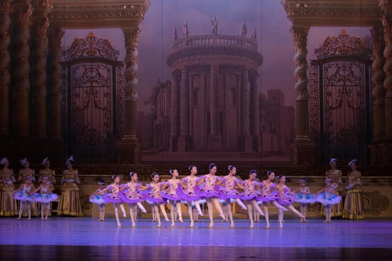舞动梦想!经典芭蕾舞剧《睡美人》惊艳亮相大剧院