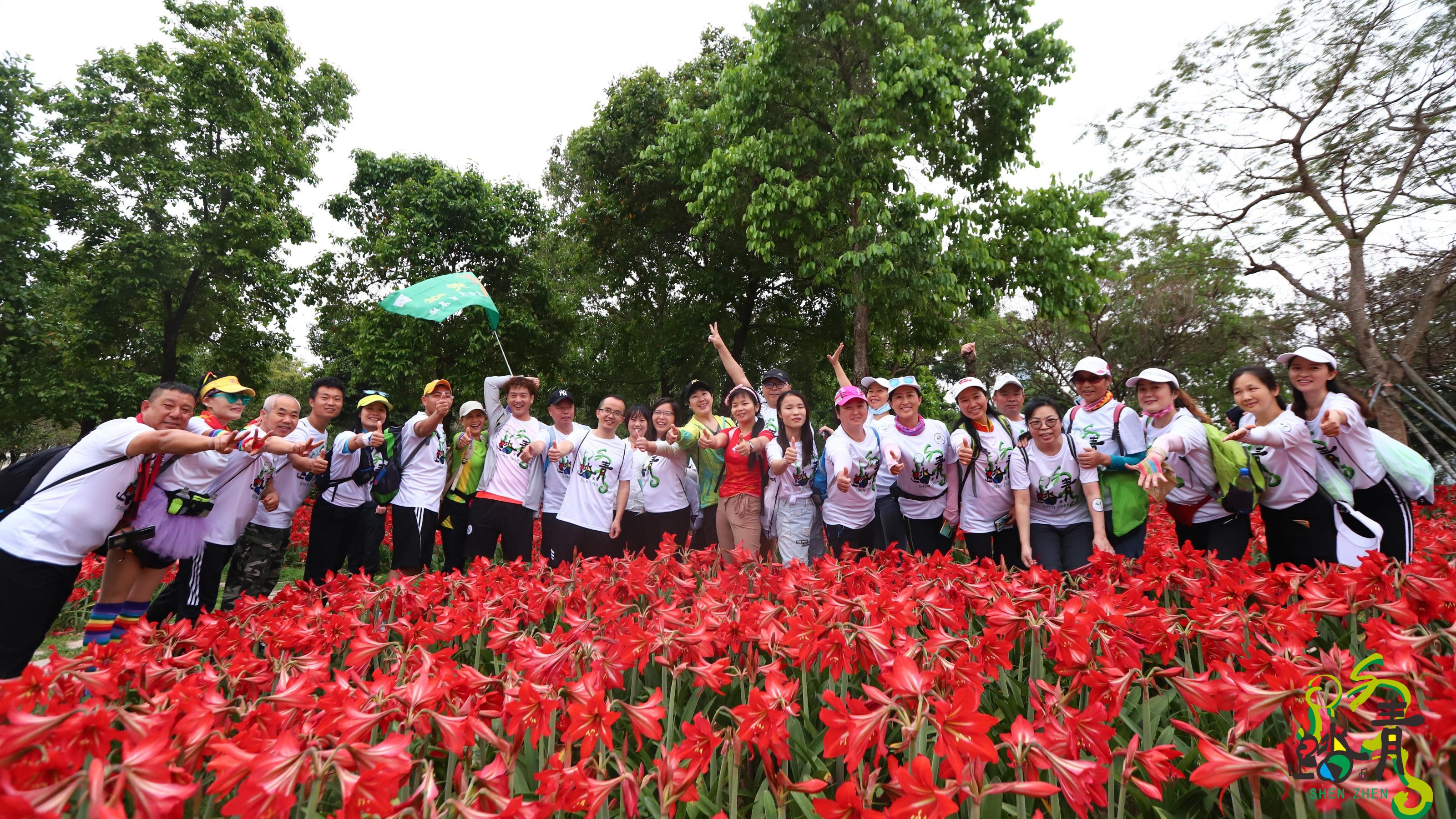 见圳|深圳文体旅跨界创新之作  首届踏青日为市民送上106项活动