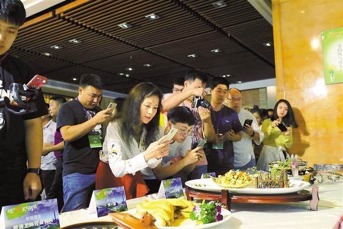 在深圳品尝河源美味河源优质食材和菜品即将亮