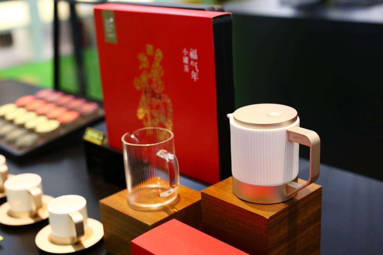 小罐茶首秀深圳茶博会: 让年轻人爱上中国茶