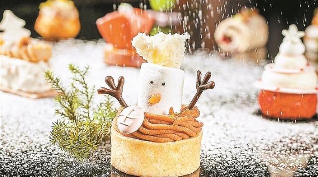 追溯英式圣诞之源 深圳酒店打造浓厚节日气氛
