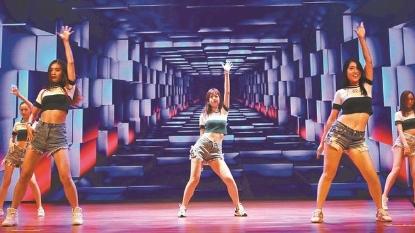 宝安区举行青少年街舞大赛 14支优秀队伍参赛