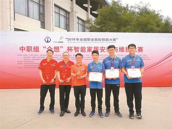深圳市第二职业技术学校在硬件建设与内涵建设