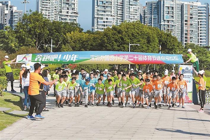 深圳外国语小学棒球队全国赛取佳绩