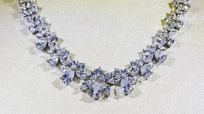 珠宝秀场凸显新内涵: 自我、个性和魅力