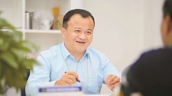 """张海威:甘做基层信访""""螺丝钉"""""""