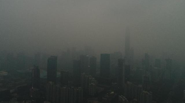 冷空气来袭!深圳市明日气温最低至20度
