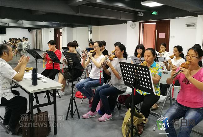 福田區推進文化館總分館建設 把優質公共文化服務帶到群眾中去
