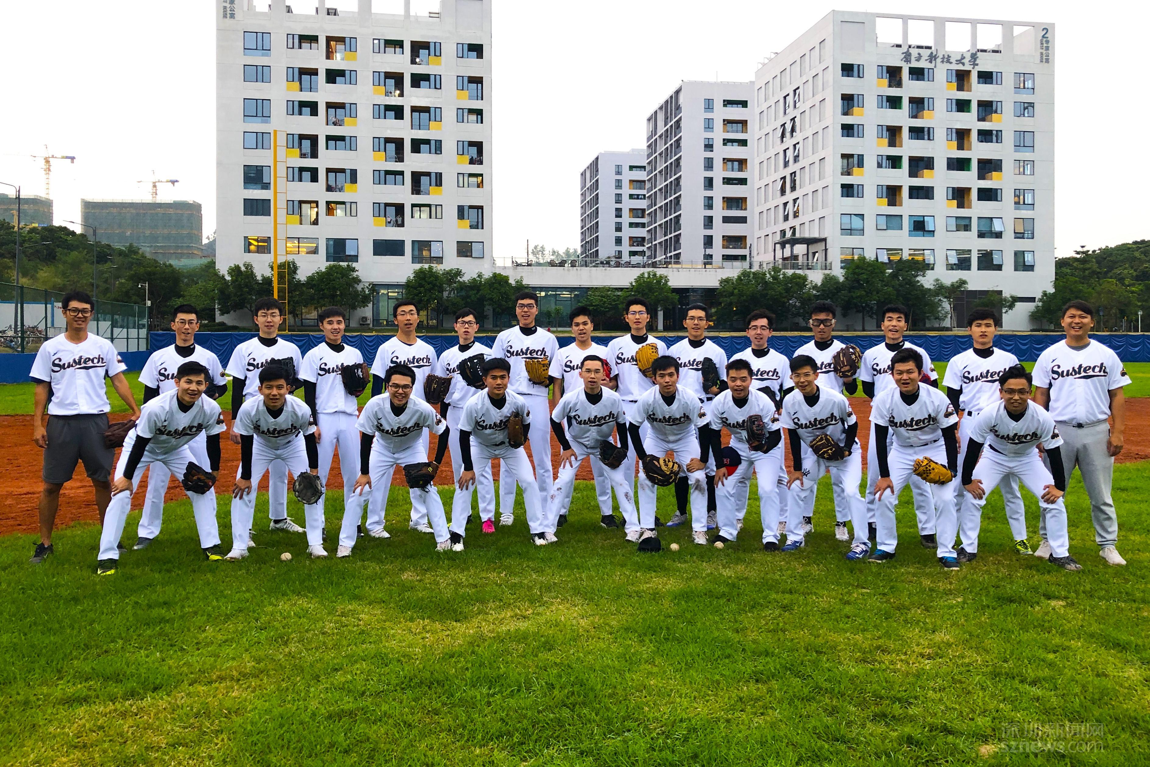 海峡两岸棒球赛12月1日深圳开赛 四支东道主球队