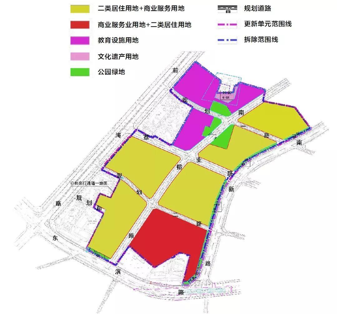 12月5日,深圳市规划国土委发布了 《关于南山区南山街道南山村旧村 城图片