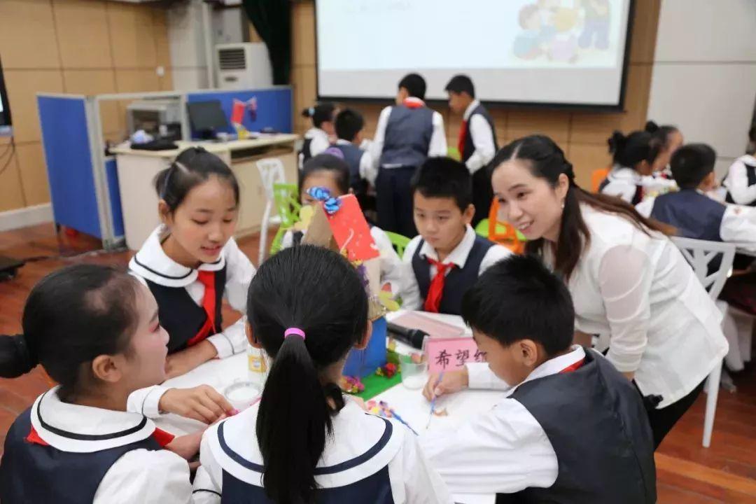 深港教育如何融合发展?盐田和新界从校园里迈出这一步... ...