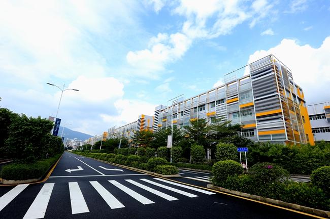 大鹏新区企业首次获深圳市科学技