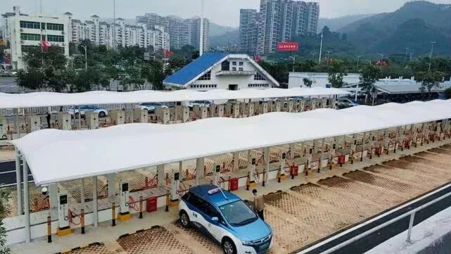 深圳又新增172个快充桩,快查查有没有你家附近的