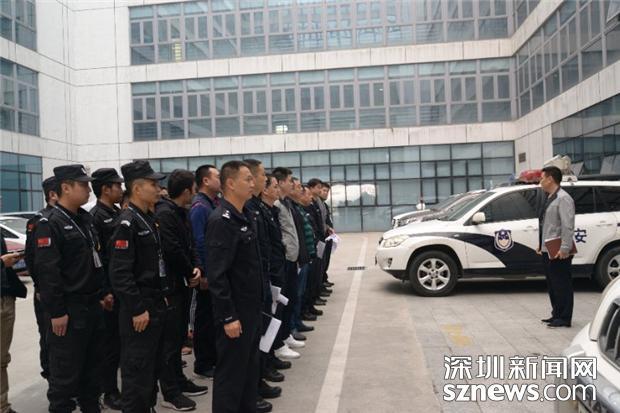 """""""零点行动X专案""""收网 深圳机场区域非法拉客团伙成员15人被抓"""