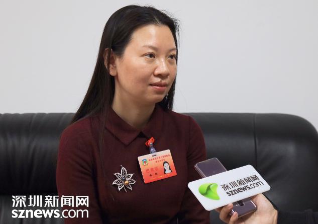 """政协委员张敏:建立深圳健康指数 让社康中心接下校医的""""活"""""""