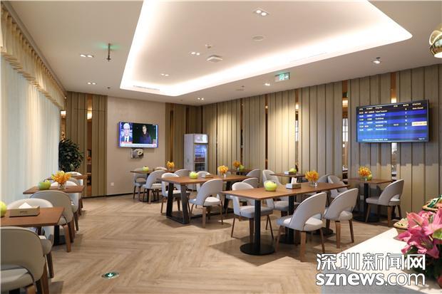 好消息!深圳机场国际公务舱旅客休息室升级启