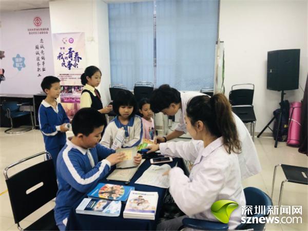 儿童眼科义诊进社区 关注儿童用眼健康