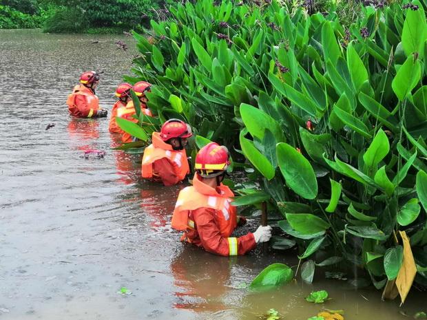 羅湖東湖公園搜救仍在繼續