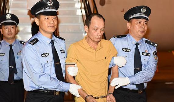 红通人员梁泽宁被从新加坡遣返 涉嫌职务侵占、合同诈骗罪