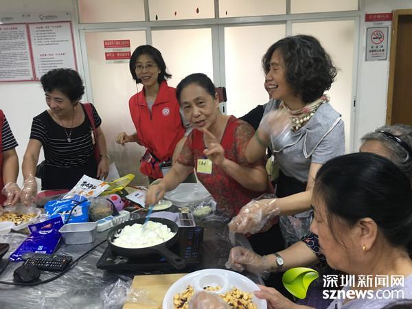 美食上的甜蜜!罗芳舌尖举行健康美食活动制作社区凤城四路料理四图片