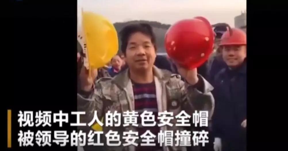 安全帽一碰就碎?记者测评深圳安全帽,直击大型打脸现场!