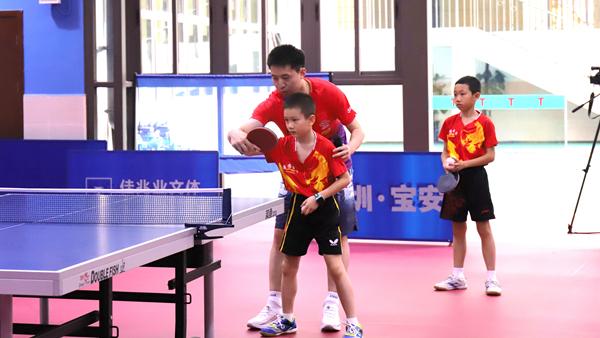 2019中国乒乓球公开赛5月28日开赛国乒强将决无锡蹦床图片