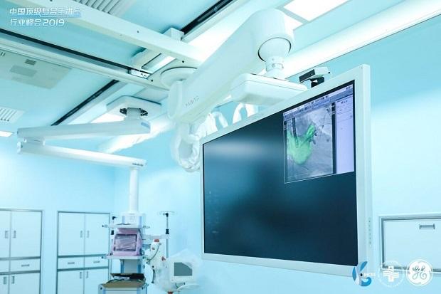 復合手術室(照片由院方提供)圖片