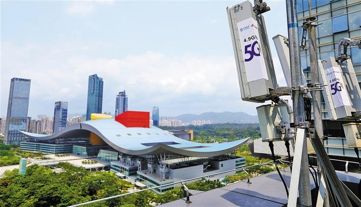 首個5G手術首個5G地鐵 深圳5G全國首用