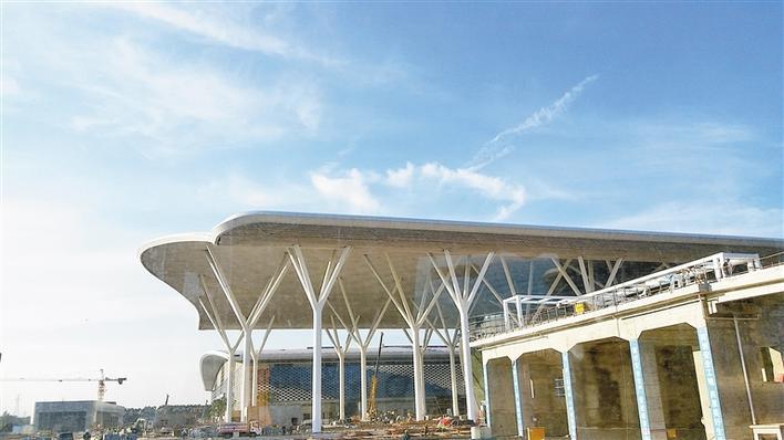 深圳国际会展中心下半年将首秀图片