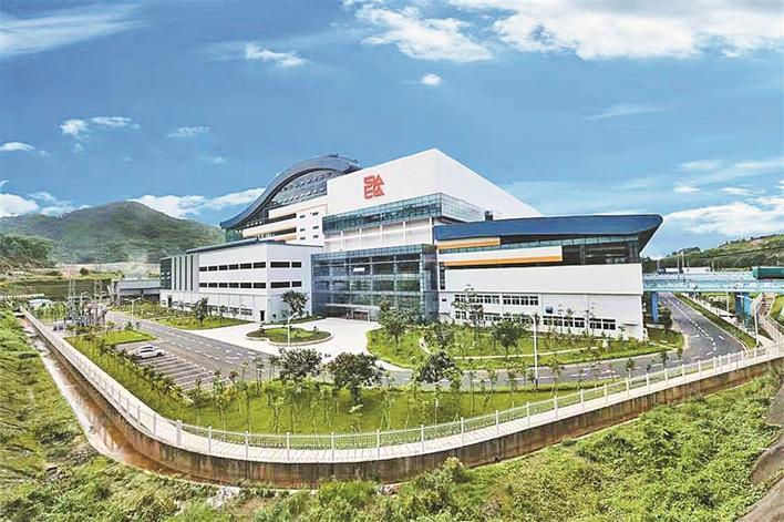 新厂即将投入使用!宝安能源生态园:探索垃圾处理的深圳标准图片