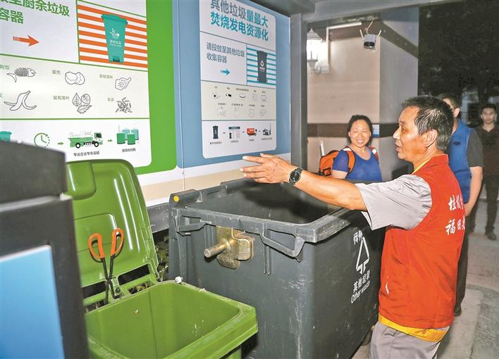深圳每天产生生活垃圾大约28500吨,都流向哪儿了?图片