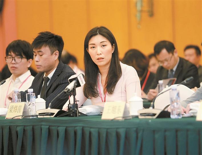 """香港青年分享在深学习就业创业体会:""""希翼香"""