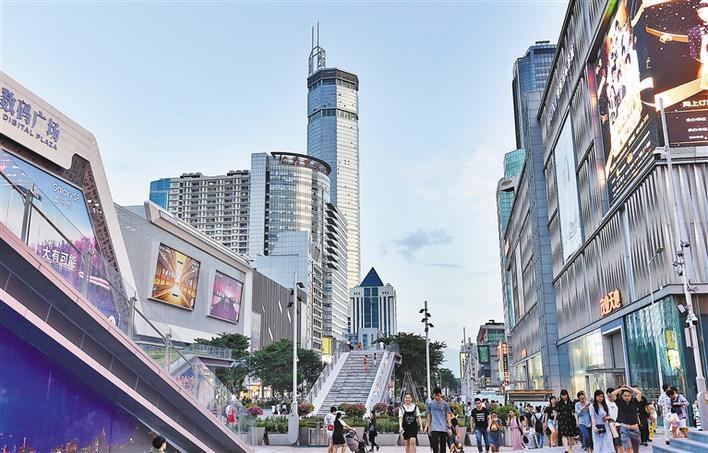 """全国首个!华强北""""5G体验街区""""9月26日启幕图片"""