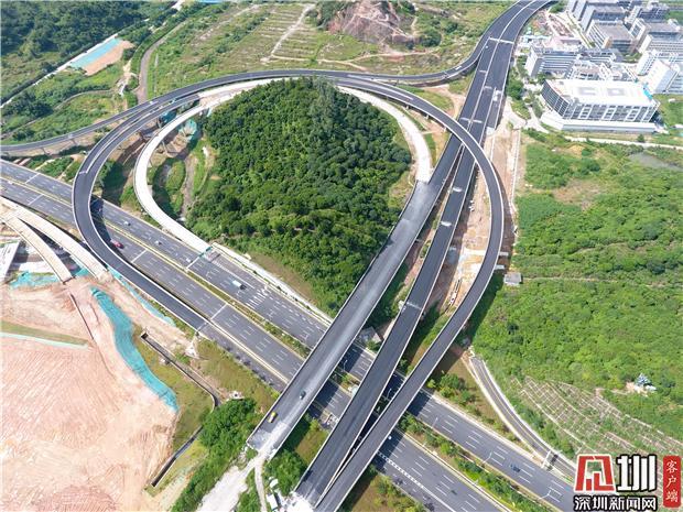 深圳坪盐通道工程完成过半 开通后坪山至盐田只需10分钟