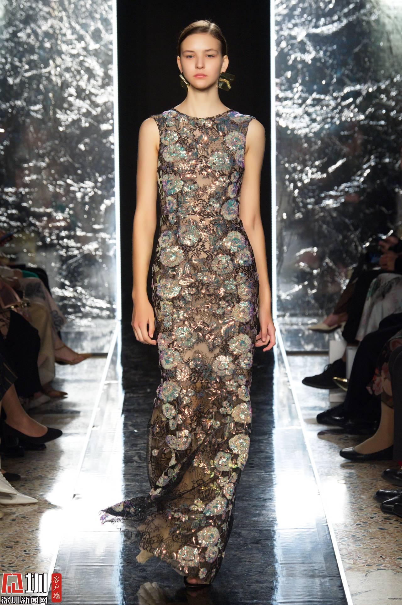 深圳女装品牌再度走向世界 展现当代女性之美