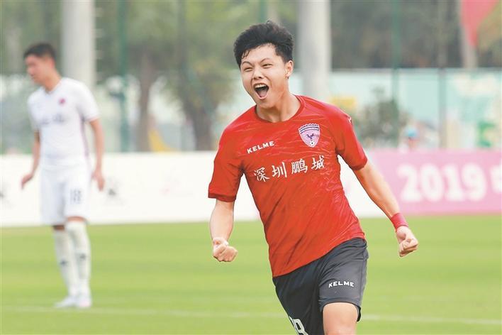 深圳鹏城5球大胜圆满收官,排位赛总比分9比1(图