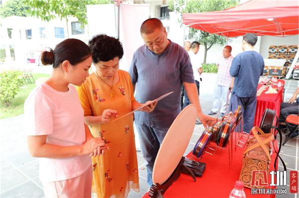 龙岗区第二届非物质文化遗产周启动 12项非遗项目走近市民