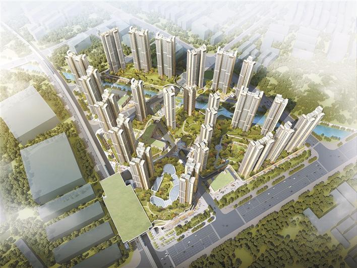 每平米3-5万!深圳大28365体育在线投注范围开展公众住房建房行动