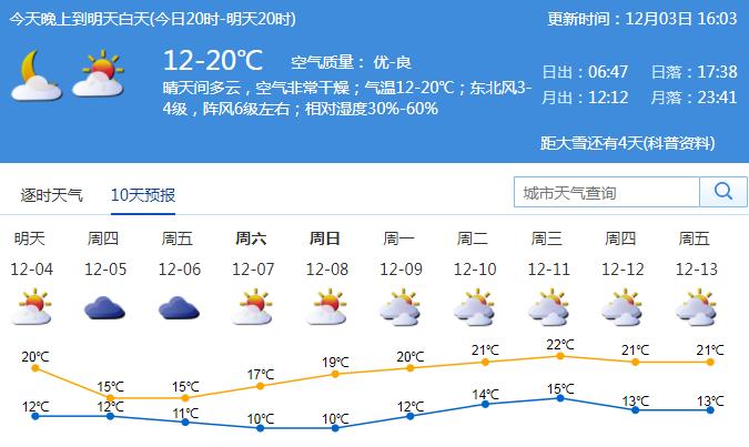 """强台风""""北冕""""和冷空气双重夹击!深圳气温持续下降并伴8-9级阵风"""