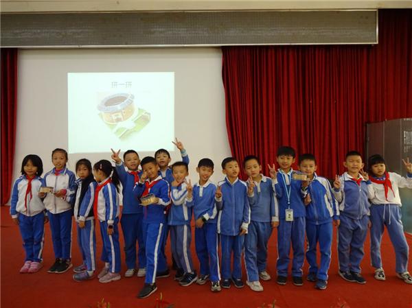 赤湾学校二年级无边界大课堂 走进客家文化
