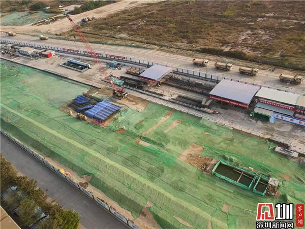 <b>妈湾跨海通道工程进展顺利 预计2023年完工</b>