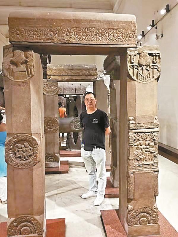 任志录:通过考古研究助力深圳文化建设