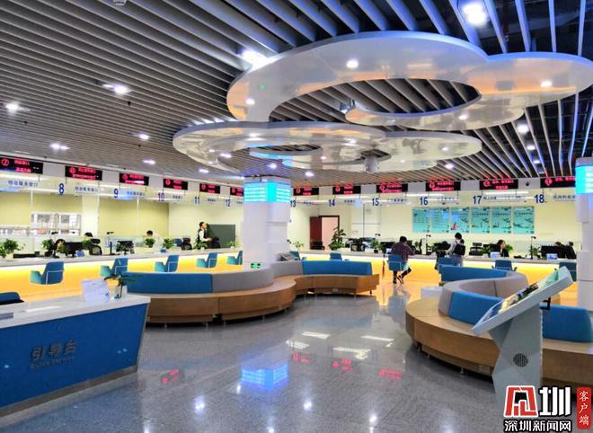 零距离体验政务服务 盐田区举办政务服务开放日活动