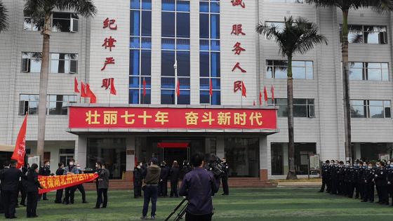 直播|深圳派第四批医疗队前往荆州驰援抗疫
