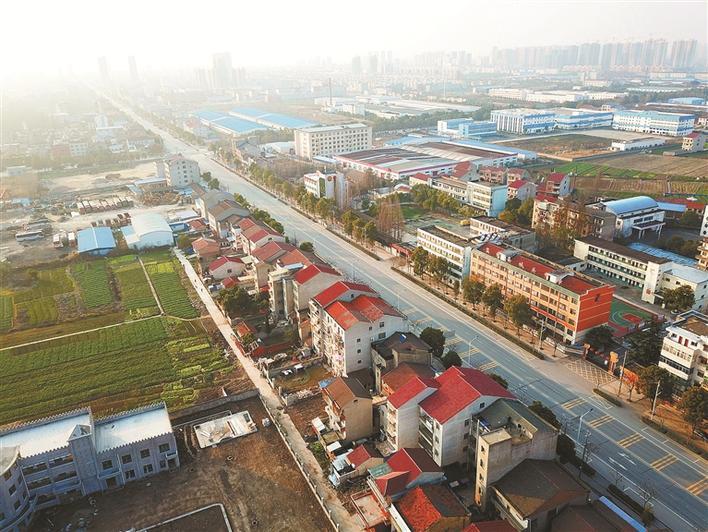 张家口热线:驰援湖北,荆州战疫日记|航拍战疫中的监利县城